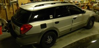 2005 Subaru Outback I Wagon 4 - Door 2.  5l photo