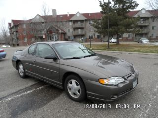2003 Chevrolet Monte Carlo Ss 2 Door Coupe photo