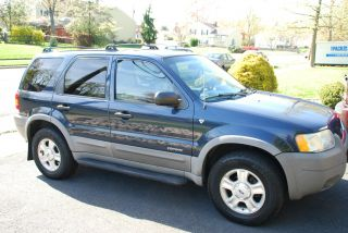 2002 Ford Escape Xlt Sport Utility -,  Blue, ,  Remote Start,  Alarm photo