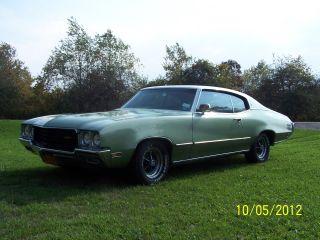 1970 Buick Skylark Custom Coupe photo