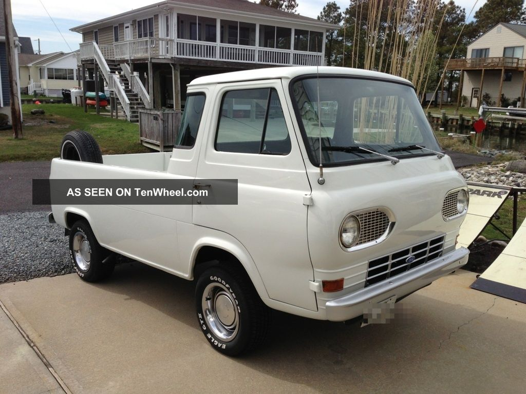 1964 Ford Econoline Pickup (6 - Window) Other Pickups photo