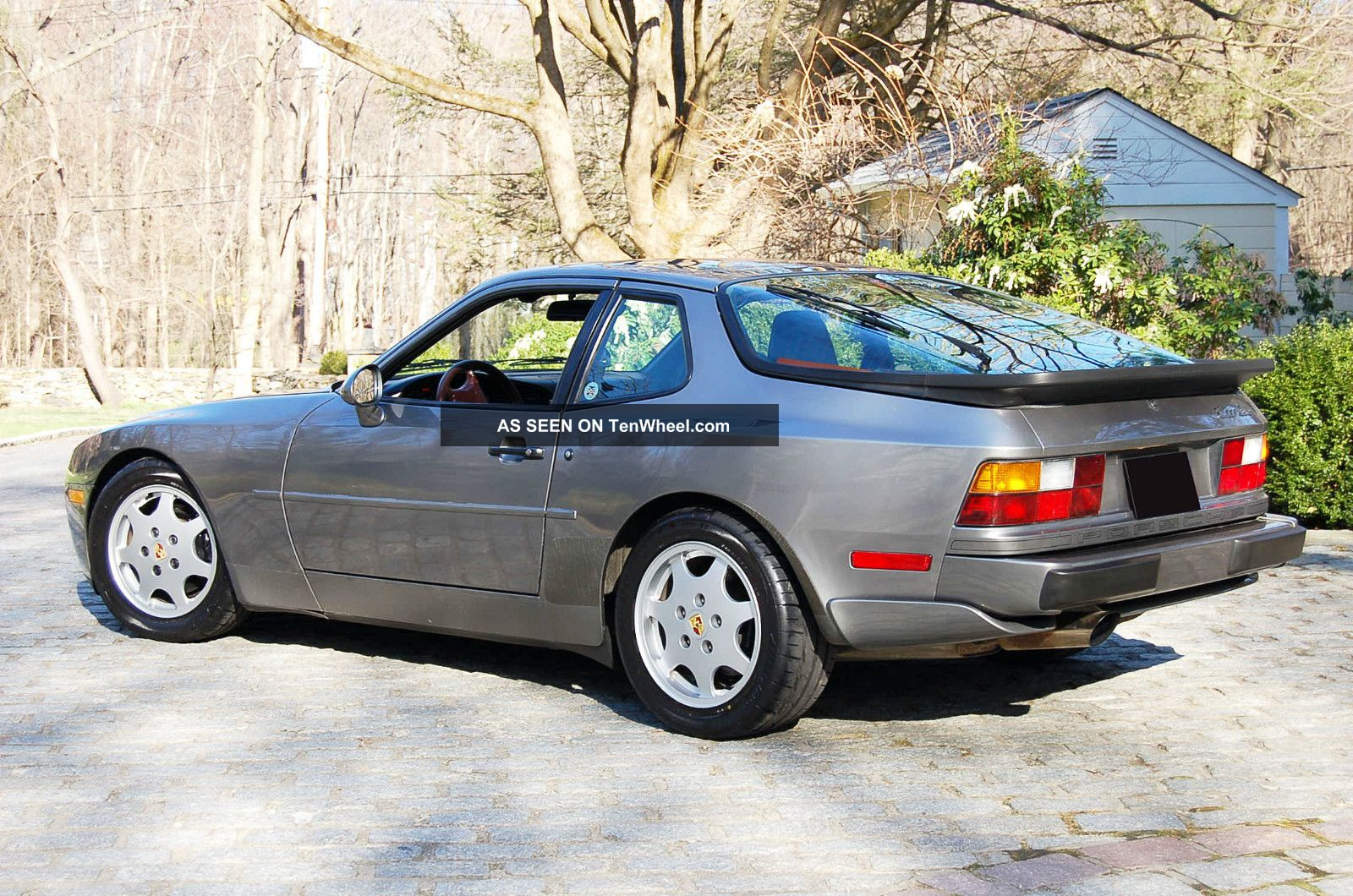 1987 Porsche 944 Turbo Coupe