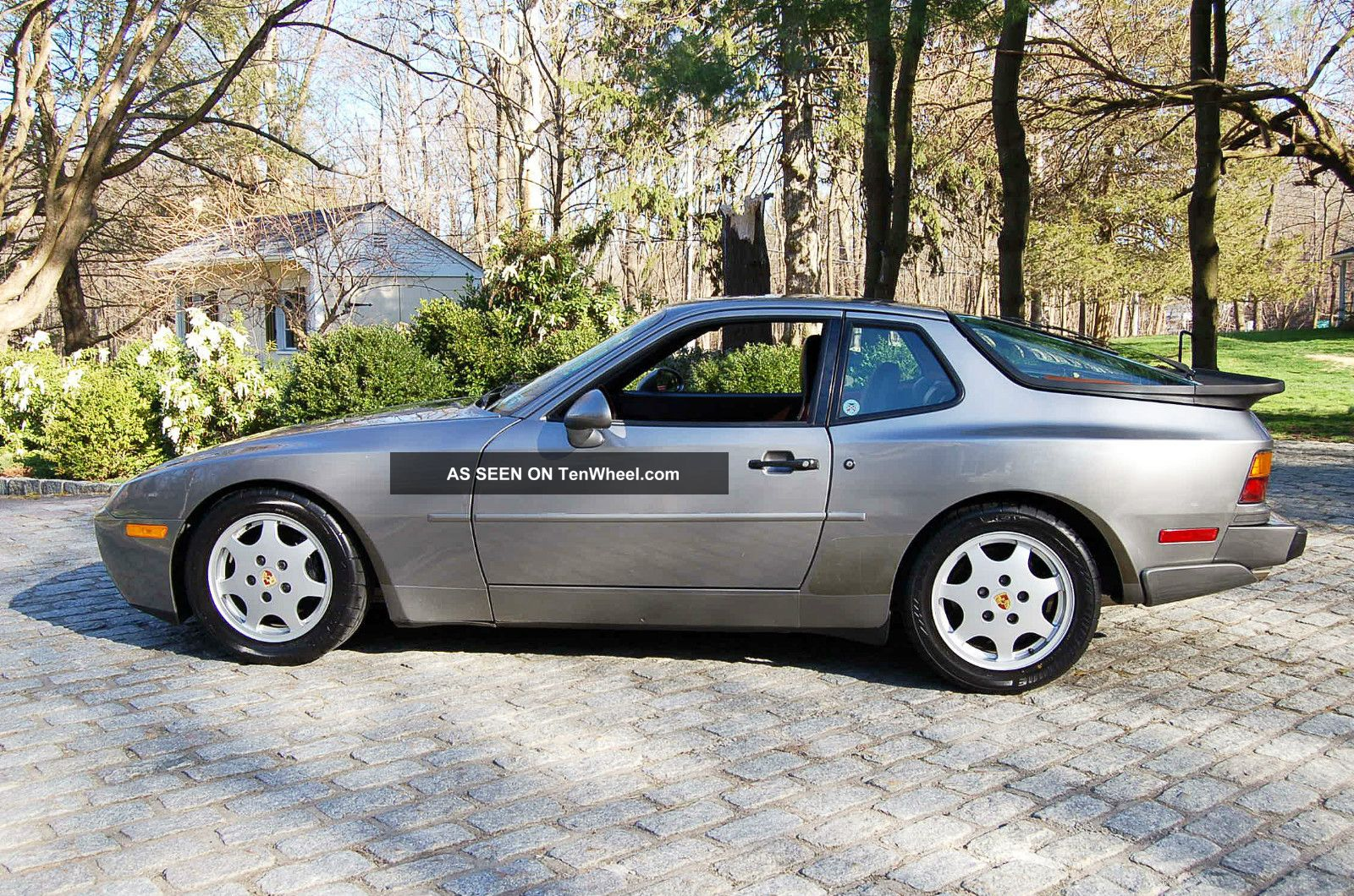 1987 Porsche 944 Turbo Coupe