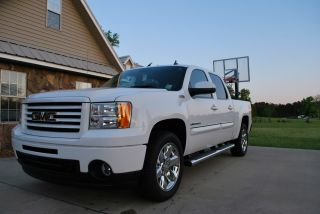 2012 Gmc Sierra 1500 Slt Crew Cab Pickup 4 - Door 6.  2l 4x4 photo