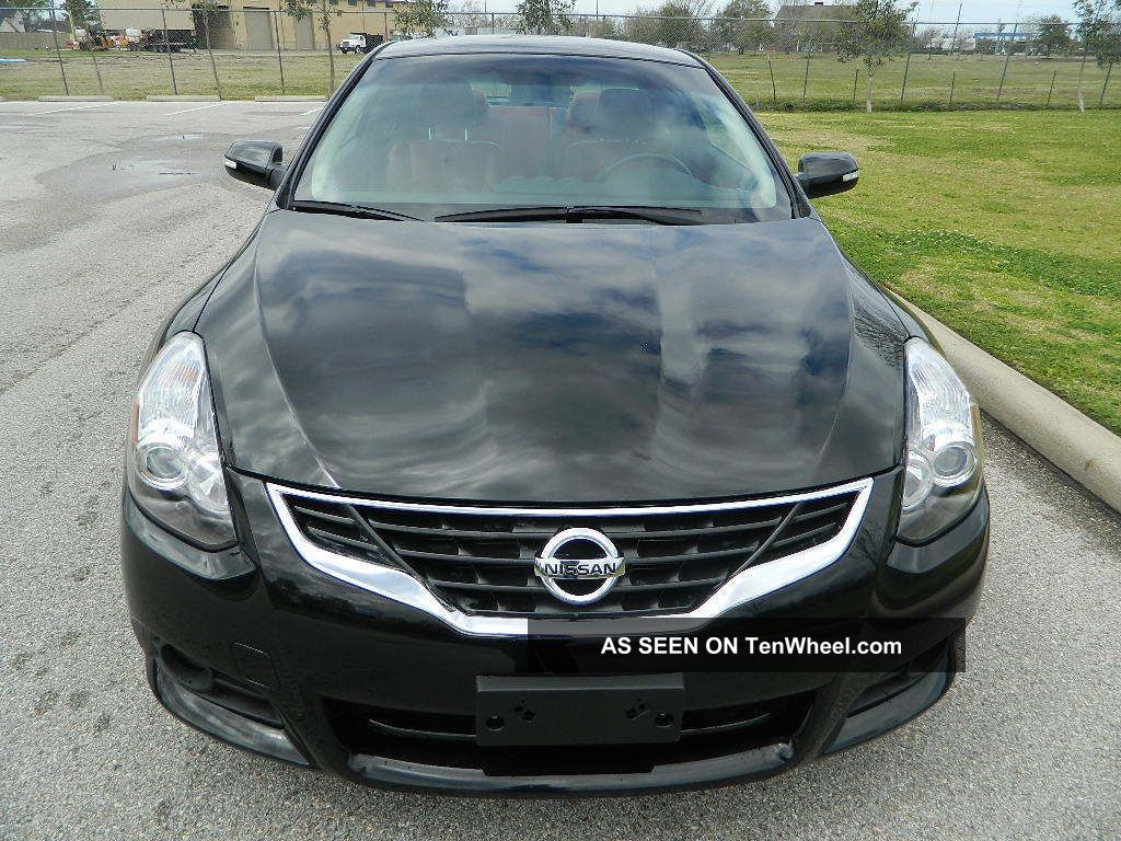 2012 nissan altima 3 5 sr coupe 6 speed. Black Bedroom Furniture Sets. Home Design Ideas