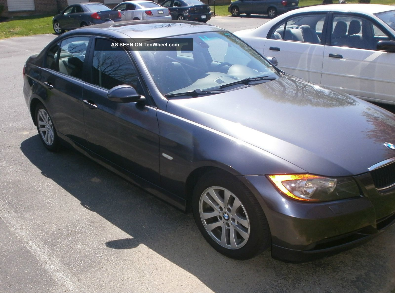 2006 bmw 325xi basic sedan 4 door awd. Black Bedroom Furniture Sets. Home Design Ideas