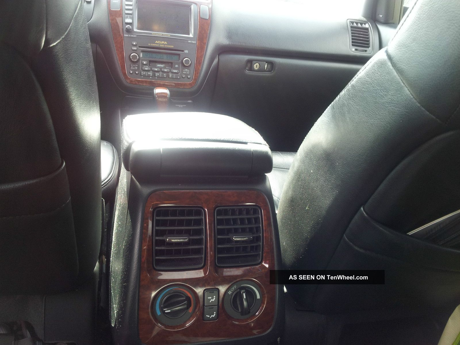 2004 Acura Mdx Touring Sport Utility 4