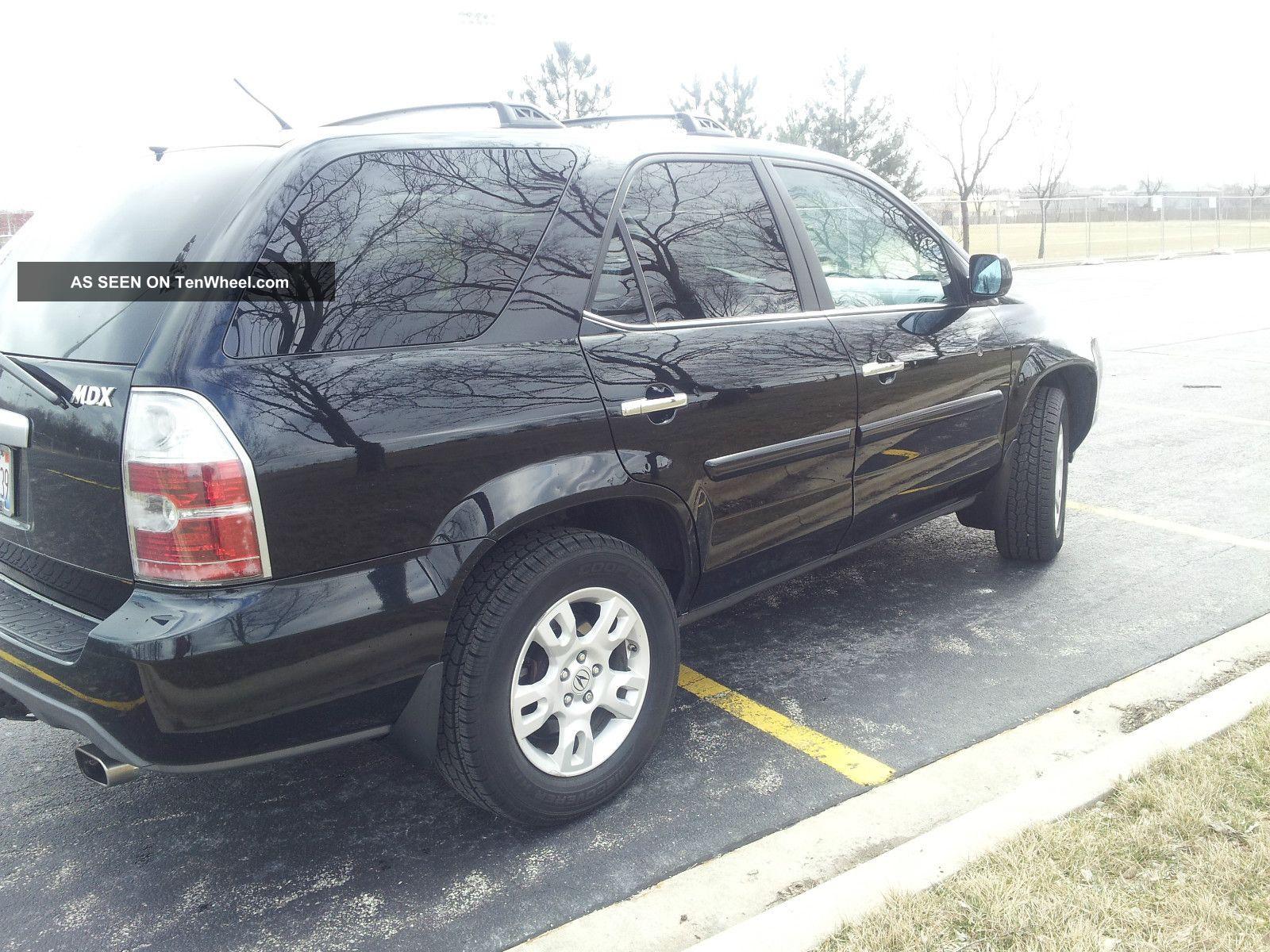 2004 Acura Mdx Touring Sport Utility 4 - Door 3.  5l MDX photo
