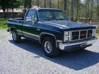1985 Gmc / Chevy 1500 High Sierra 4x2 Pick Up - Beauty - photo