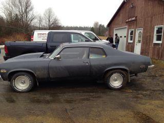 1973 Nova 2 Door Coupe photo