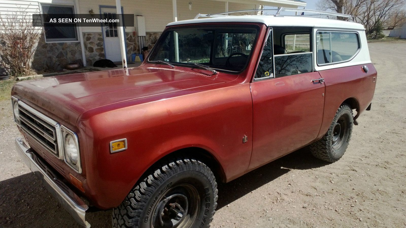 1979 International Scout Ii Traveler Sport Utility 2 - Door 5.  6l Other photo