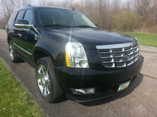 2010 Cadillac Escalade Base Sport Utility 4 - Door 6.  2l Excellent In And Out photo
