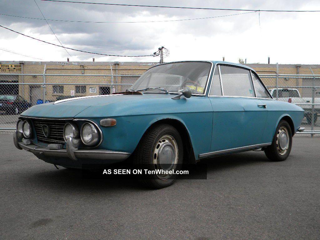 1967 Lancia Fulvia Lancia photo