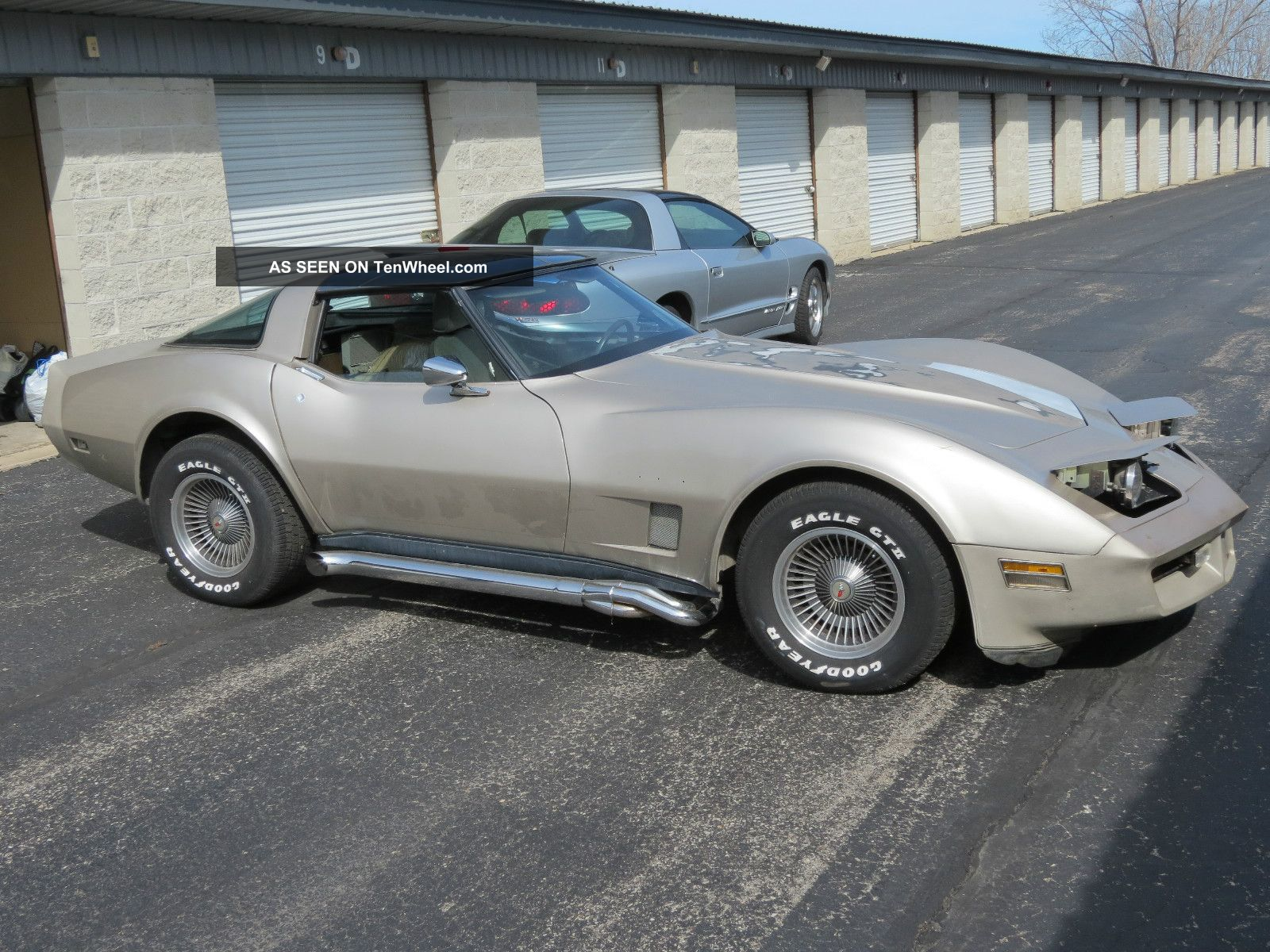 1982 Collectors Edition Corvette Autos Post