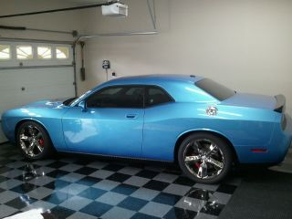 Srt - 8 Challenger B5 Blue Automatic Transmission All Options,  2010 Year photo