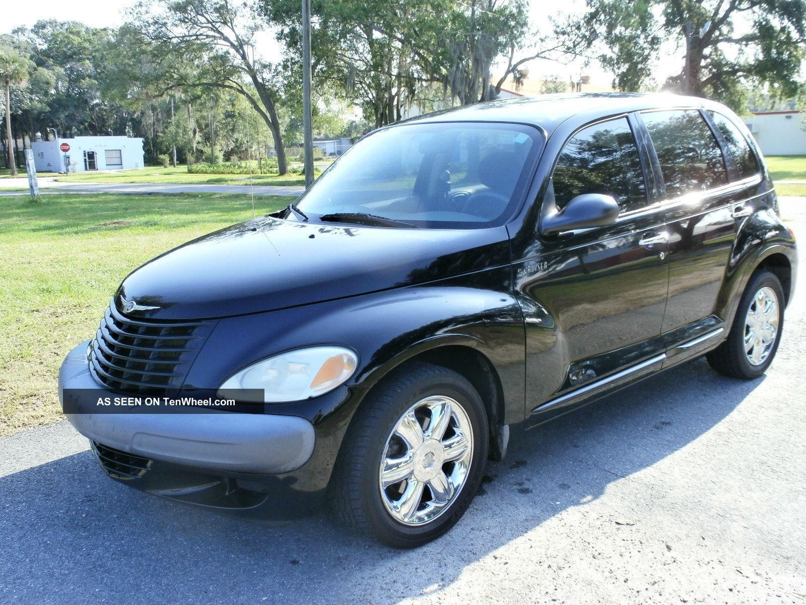 2003 chrysler pt cruiser base wagon 4 door 2 4l. Black Bedroom Furniture Sets. Home Design Ideas