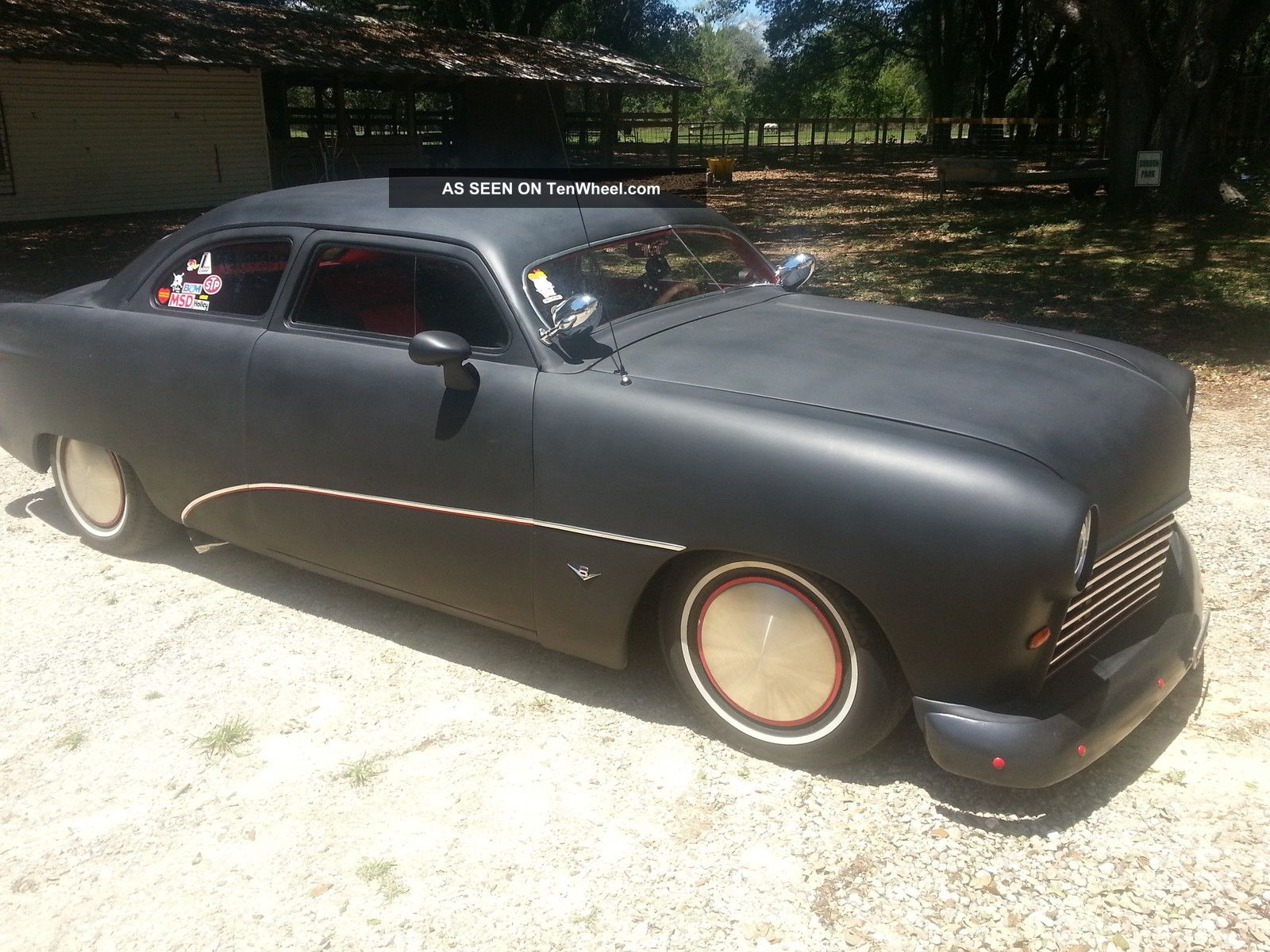 1950 Ford,  Mercury,  Lead Sled,  Chopped Dropped,  Chevy 383 Stroker,  Hot Rod Other photo
