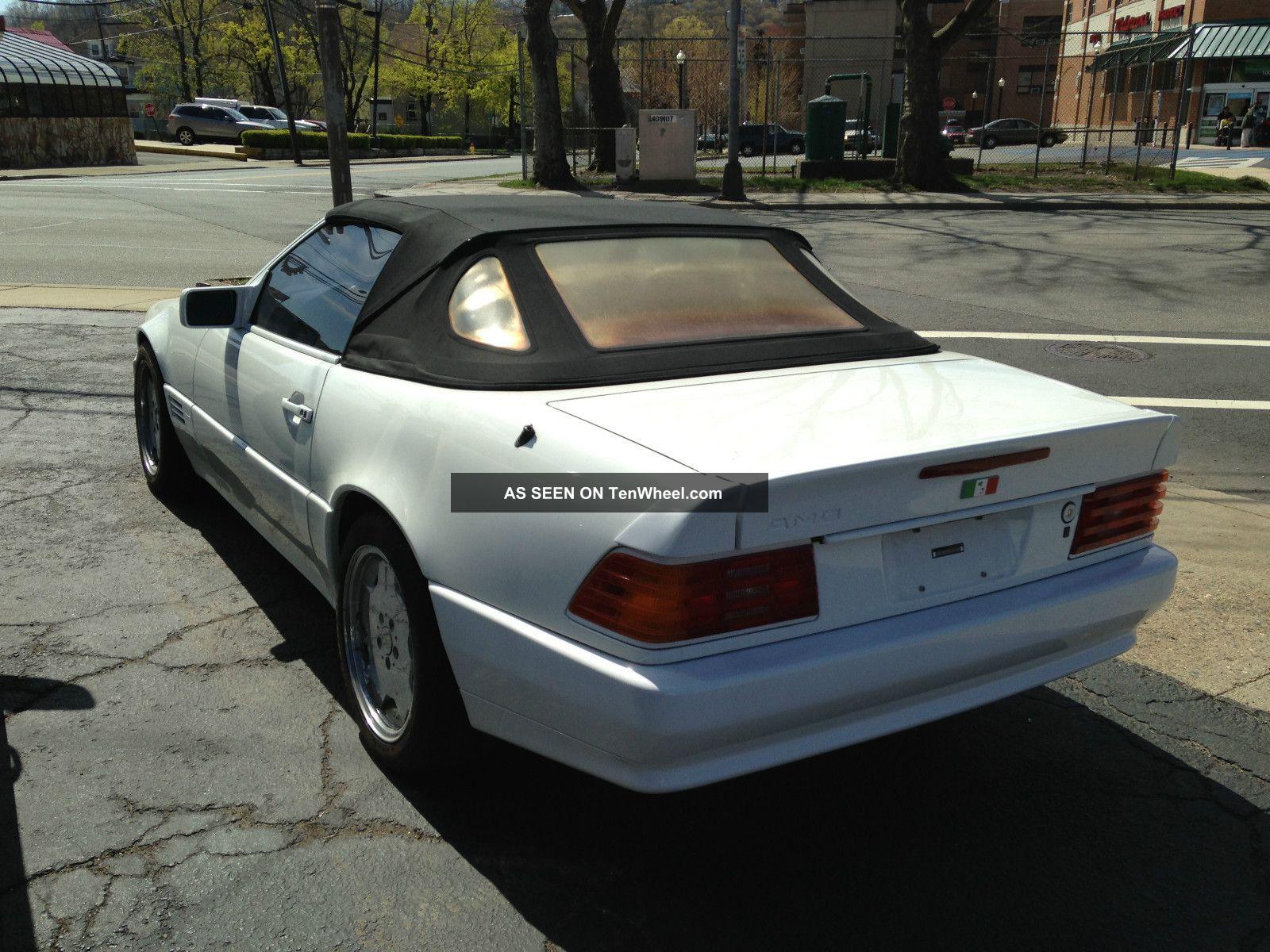 1990 mercedes benz 300sl base convertible 2 door 3 0l for 1990s mercedes benz