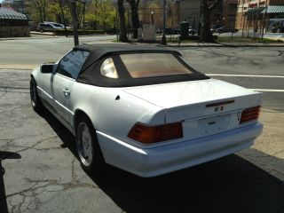 1990 Mercedes - Benz 300sl Base Convertible 2 - Door 3.  0l photo
