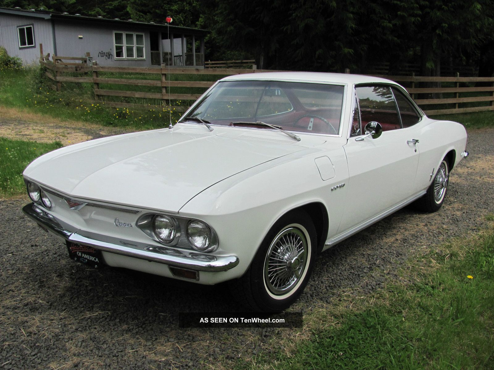 1969 chevrolet corvair for