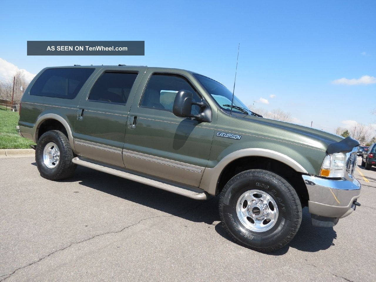 Ford Excursion Turbo Diesel
