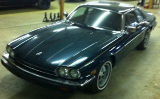 1984 Jaguar Xjs V - 12 photo