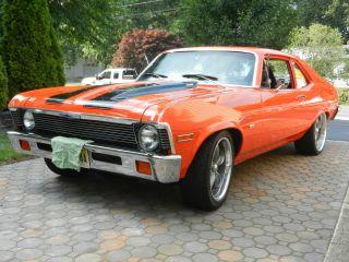 1972 Chevy Nova. photo