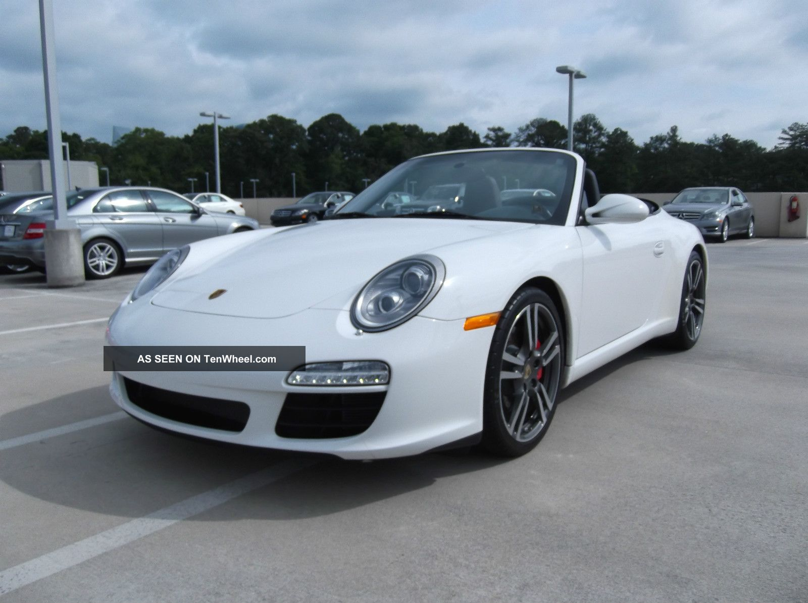 2011 Porsche 911 Carrera S Convertible Pdk 911 photo