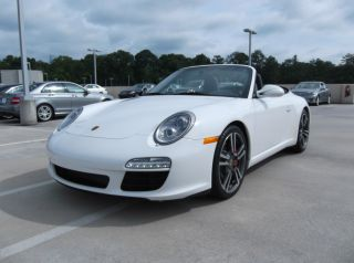 2011 Porsche 911 Carrera S Convertible Pdk photo