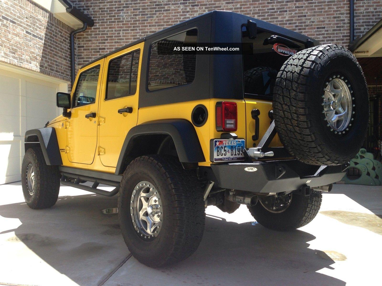 2014 Jeep Wrangler 4 Door Towing Capacity