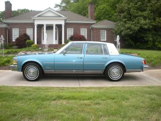 1976 Cadillac Seville One Family Southern Car photo