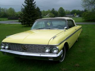 1962 Galaxie 500 Xl Convertable [390] Drives Good photo