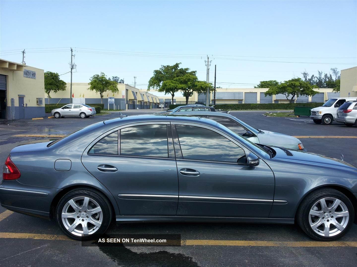 2007 mercedes benz e350 immaculate condition financing available. Black Bedroom Furniture Sets. Home Design Ideas