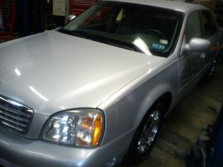 2002 Cadillac Deville Dts Sedan 4 - Door 4.  6l photo