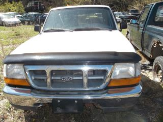 1999 Ford Ranger Xlt Extended Cab Pickup 4 - Door 4.  0l photo