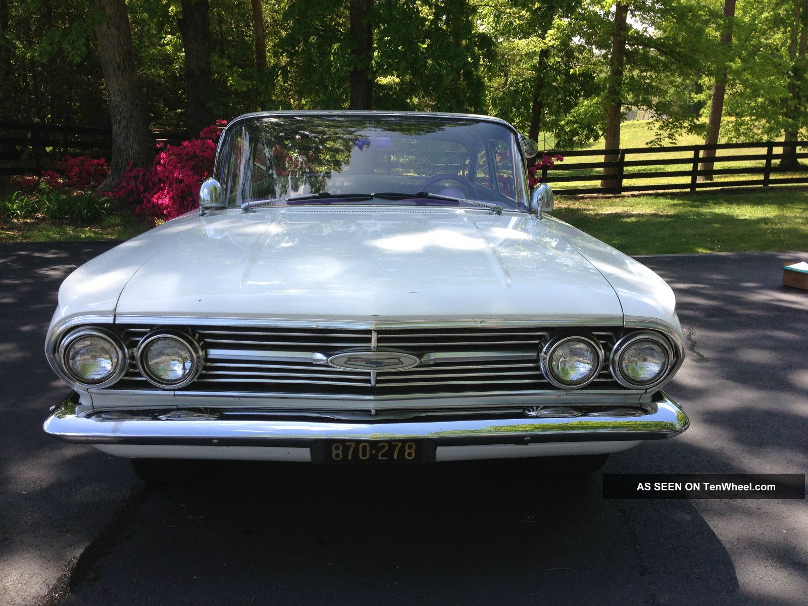 Used 1960 Chevrolet Impala For Sale  CarGurus