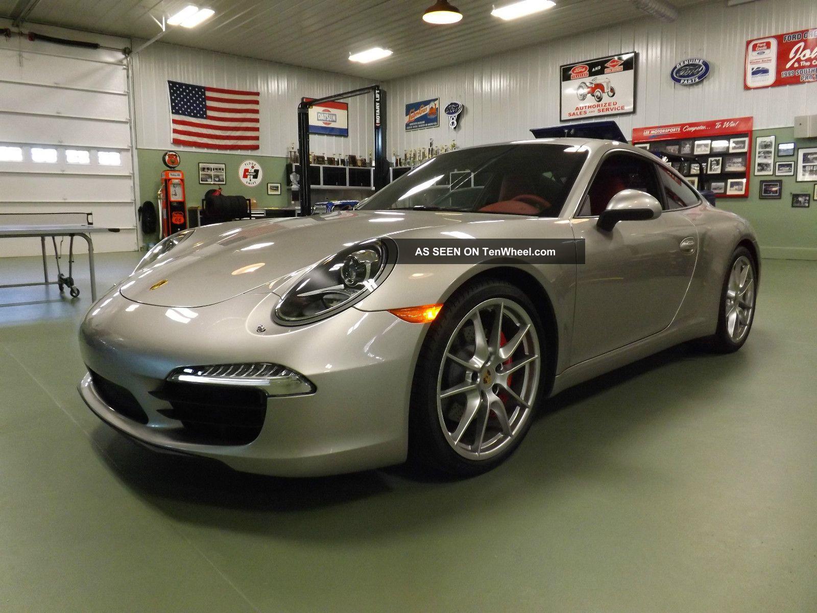 2012 Porsche 911 Carrera S Coupe 911 photo