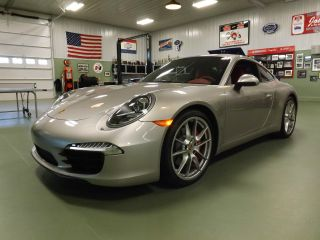 2012 Porsche 911 Carrera S Coupe photo