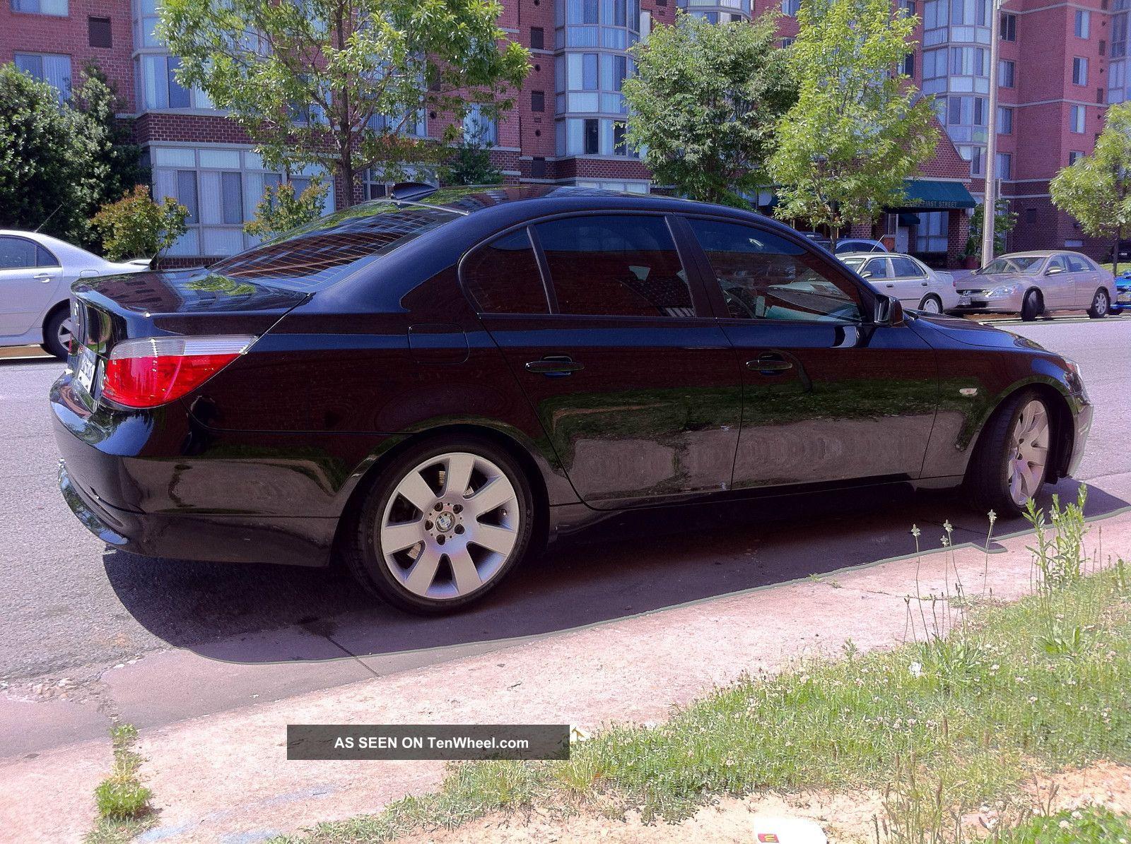 2007 Bmw 530li (50 Images) - HD Car Wallpaper