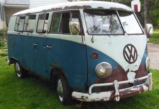 1965 Volkswagen Bus / Vanagon photo