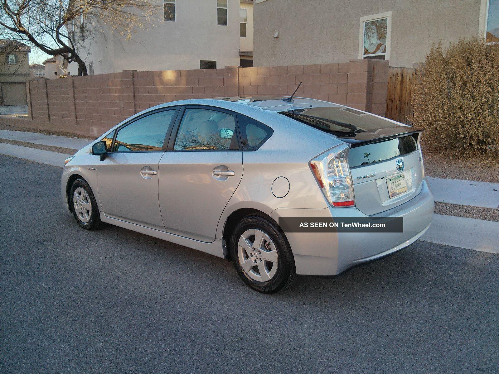 2010 Prius, Gps, , Backup Cam, Smart Key, Jbl Sound, , Solar