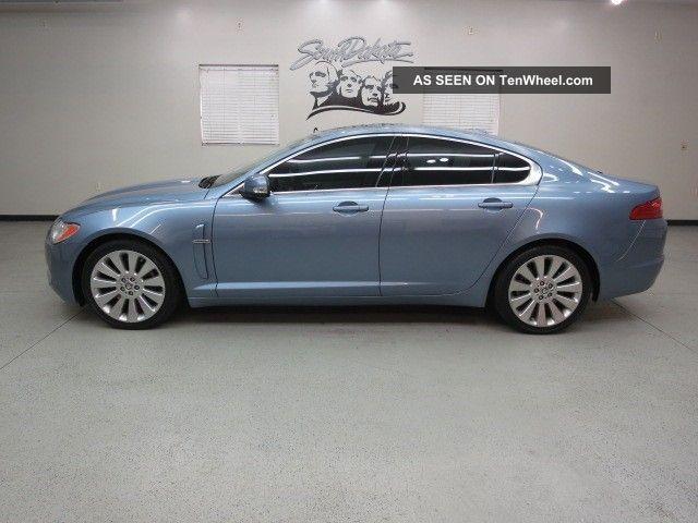 2009 jaguar xf premium luxury sedan 4 door 4 2l. Black Bedroom Furniture Sets. Home Design Ideas