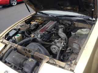1985 Nissan 300zx Auto Transmission 94,  600 Miels photo