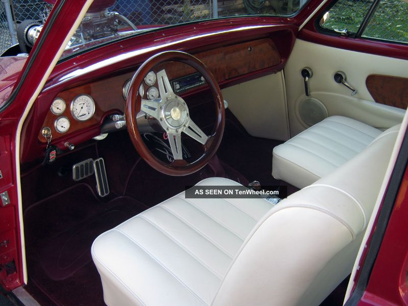 1953 Custom Studebaker Street Rod Blown 454 Cid Other Makes photo 7