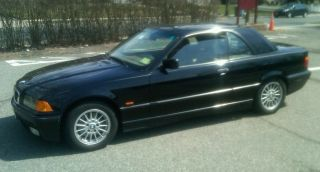 1997 Bmw 328i Convertible 5 Speed (with Matching Factory Hardtop Available) photo
