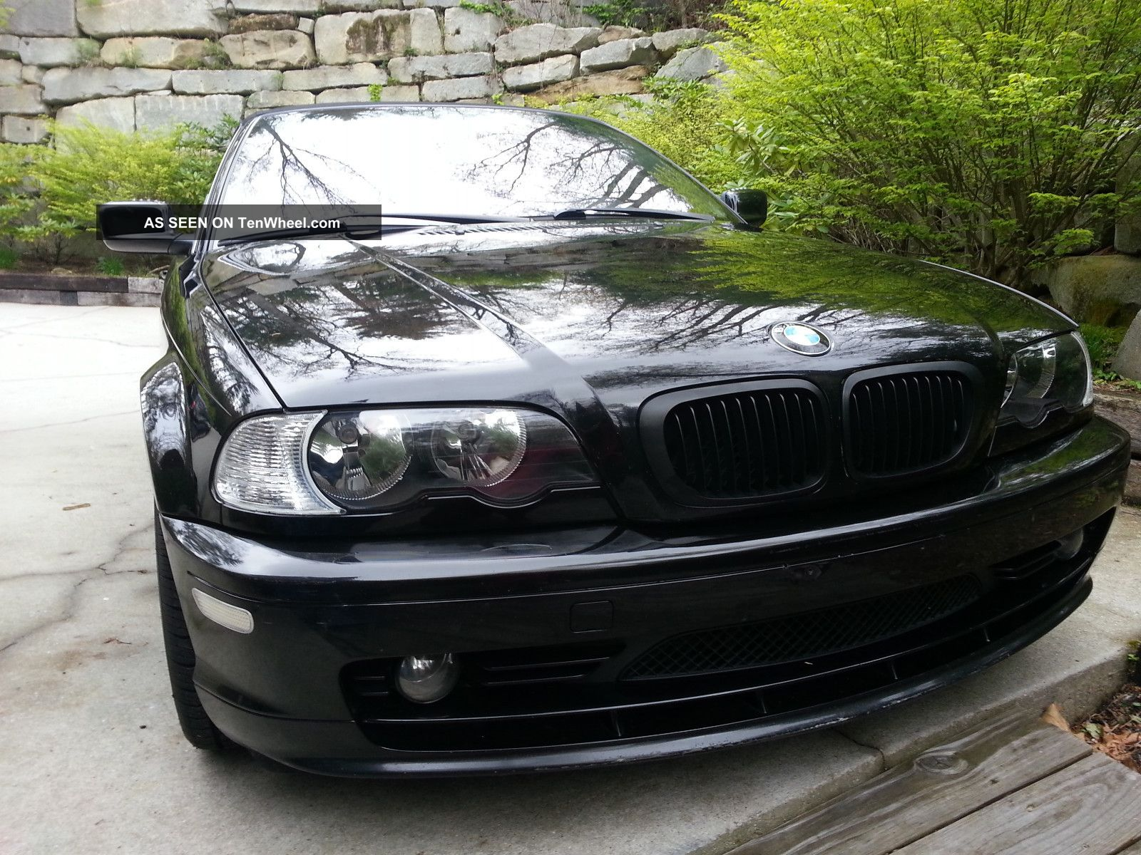 2000 323ci sport package convertible with many upgrades. Black Bedroom Furniture Sets. Home Design Ideas