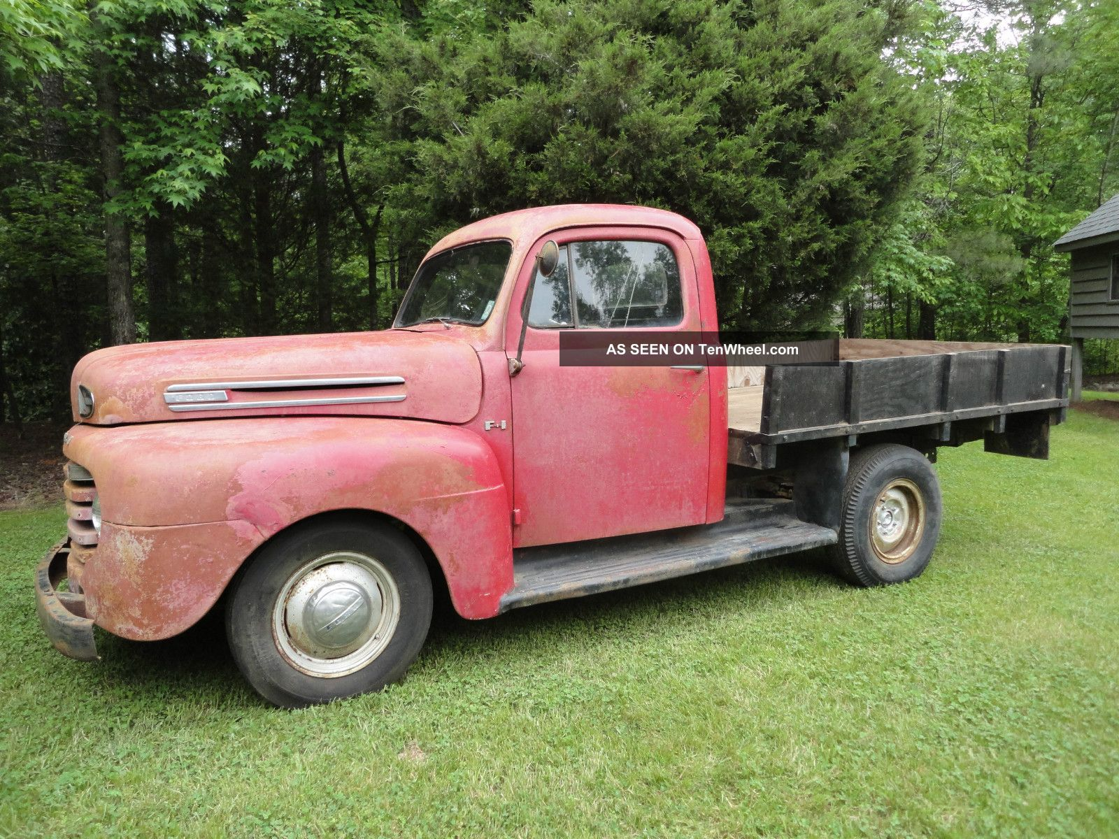 1949 Ford F - 1 Truck,  Solid Other Pickups photo