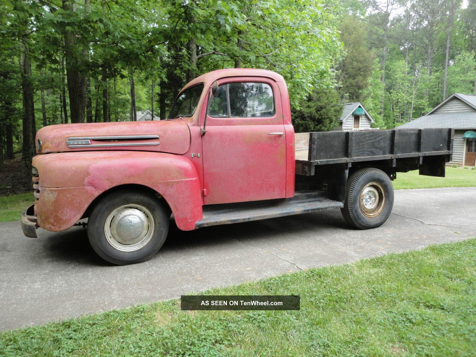 Ford Truck 1949 F150 Gta5 Modscom Dump For Kids