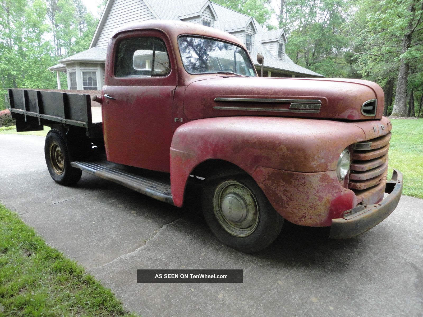 1949 ford f 1 truck solid for 1949 dodge 5 window pickup truck