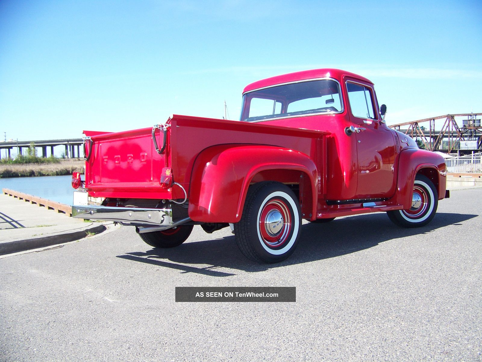 1956 ford f100 big window for sale for 1956 big window ford truck sale